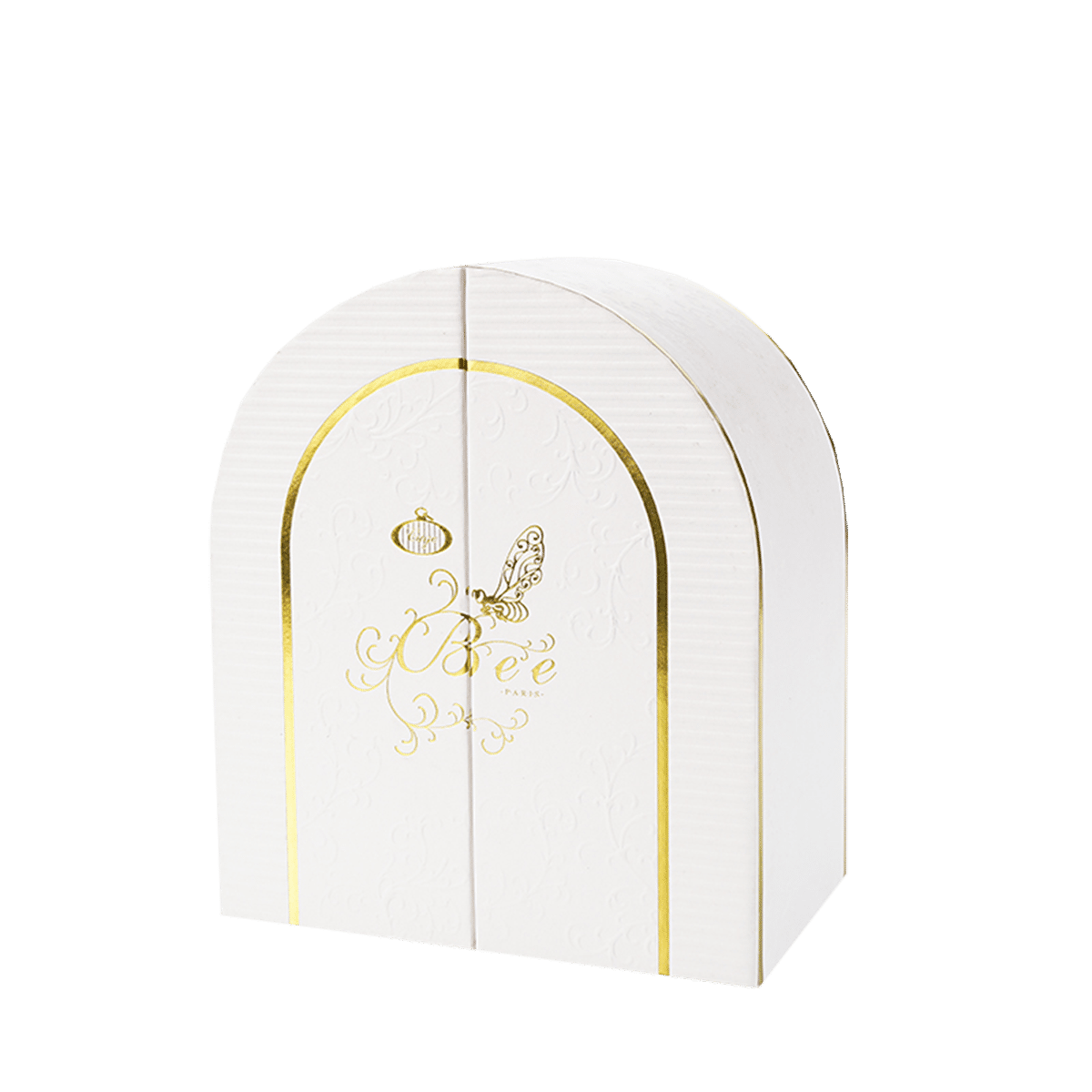 Bee Double Door Open Box